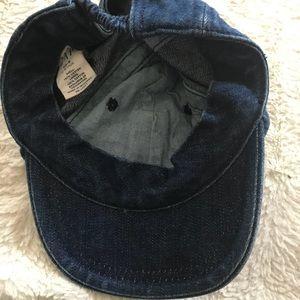 GAP Accessories - 🎉 10 SALE ITEM🎉 GAP Baby Denim Baseball Hat 1bc5e4ec498e